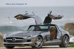 Mike's MB SLS-amg-2012