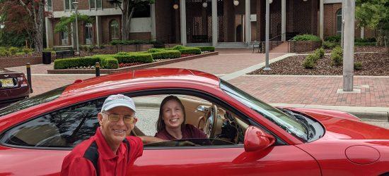 Rally Runners Up: David and Julie Verchick
